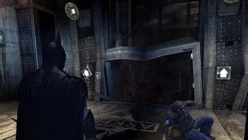 Batman: Arkham Asylum. Изолированный проход
