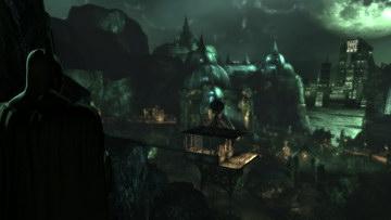Batman: Arkham Asylum. Восточная часть острова