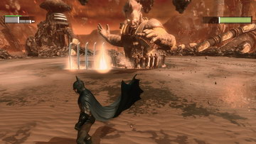 Batman: Arkham City. Босс: Ра