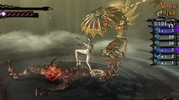 Bayonetta. Lost Holy Grounds. Башня
