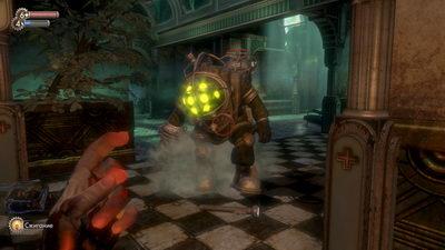 BioShock. Медицинский павильон