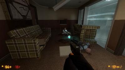 Black Mesa. Проходная инфраструктура