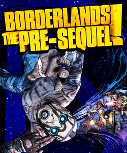 Borderlands The Pre-Sequel (обложка)