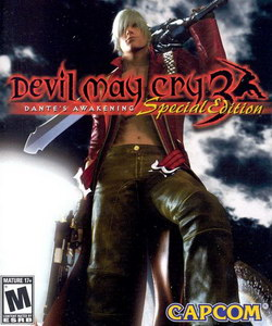 Devil May Cry 3 Box