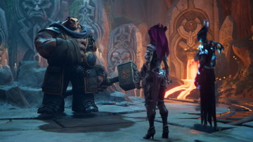 Darksiders 3. Убежище. Кузница творца