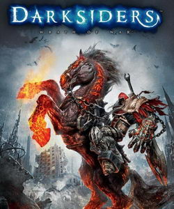 Darksiders Wrath of War Box