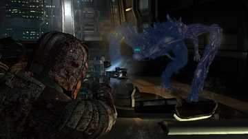 Dead Space 2. Босс