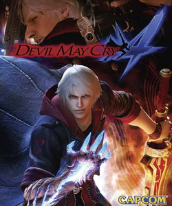 Devil May Cry 4 Box