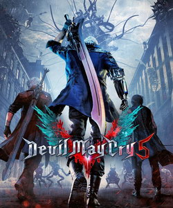 Devil May Cry 5 (обложка)