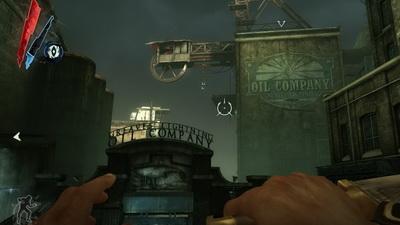 dishonored возвращение в башню костяной амулет