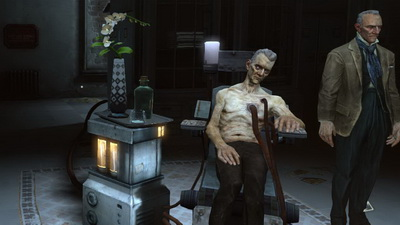 Dishonored. The Brigmore Witches