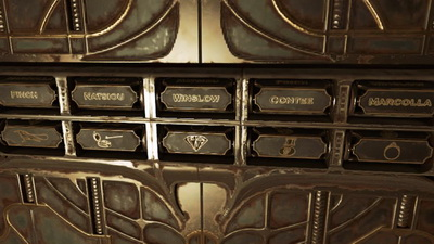 dishonored 2 амулеты пыльный квартал