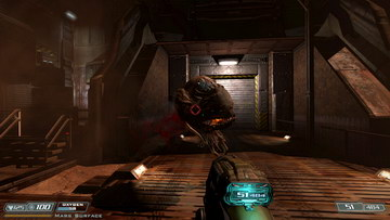 Doom 3. Communications Transfer