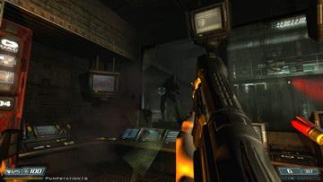 Doom 3. Recycling Sector