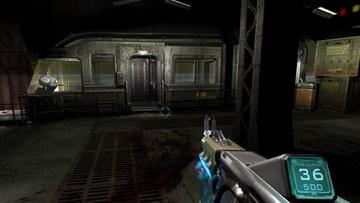 Doom 3. Monorail