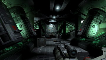 Doom 3. Delta Labs Sector 2a