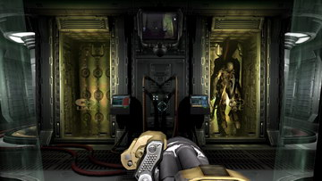 Doom 3. Delta Labs Sector 2b