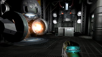 Doom 3. Delta Labs Sector 3