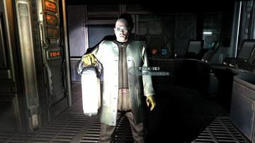 Doom 3. Alpha Labs Sector 2
