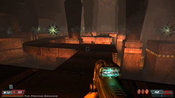 Doom 3. Erebus — Level 3
