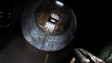 Doom 3. Erebus — Level 4