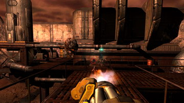 Doom 3. Erebus — Level 6