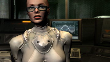 Doom 3. Phobos Labs — Sector 2