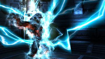 Doom 3. Босс: Неуязвимый охотник