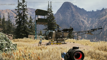 Far Cry 5. Мирное небо