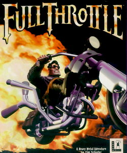 Full Throttle Remastered (обложка)