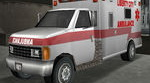GTA 3. Ambulance