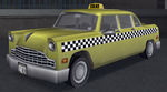 GTA 3. Cabbie