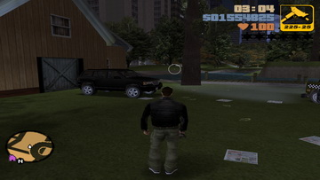 GTA 3. A Ride in the Park