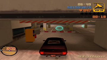 GTA 3. Multistorey Mayhem