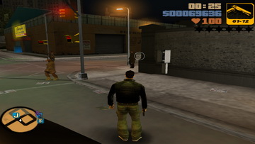 GTA 3. The Crook