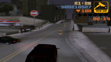 GTA 3. Big'n'veiny
