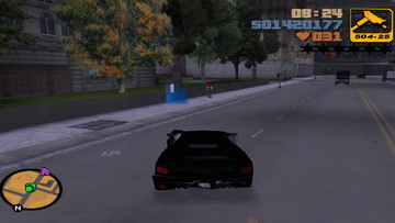 GTA 3. Bling-bling scramble