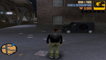 GTA 3. Diablo Destruction