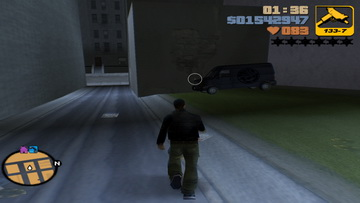 GTA 3. Mafia Massacre
