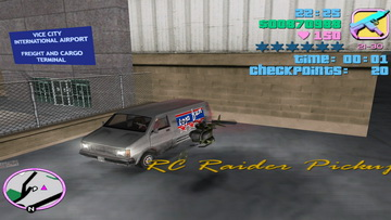 GTA VC. RC Raider Pickup