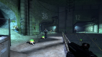 Half Life 2 Episode 2. Оборона туннелей