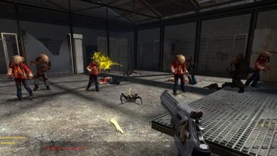 Half Life 2 Episode 2. Склад