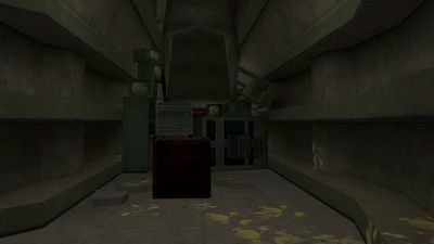 Half-Life: Blue Shift. Подвал
