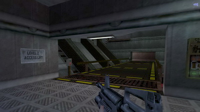 Half-Life: Blue Shift. Power struggle