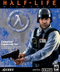 Half-Life: Blue Shift Box