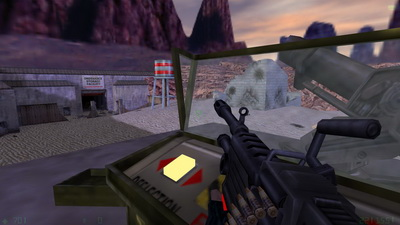 Half-Life: Opposing Force. The Package