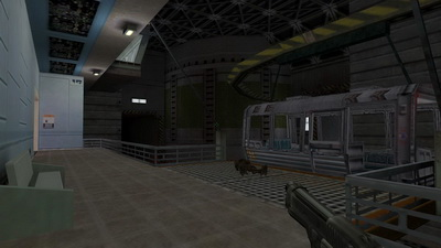 Half-Life: Opposing Force. We Are Pulling Out