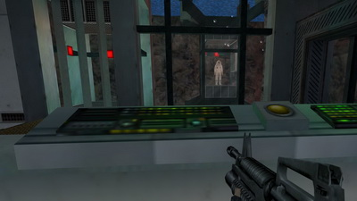 Half-Life: Opposing Force. Crush Depth