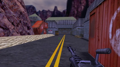 Half-Life: Opposing Force. Foxtrot Uniform