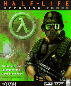 Half-Life: Opposing Force Box